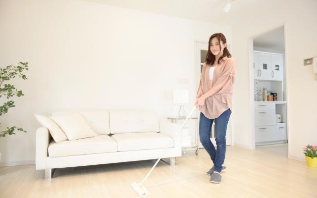 天井をキレイに掃除する方法